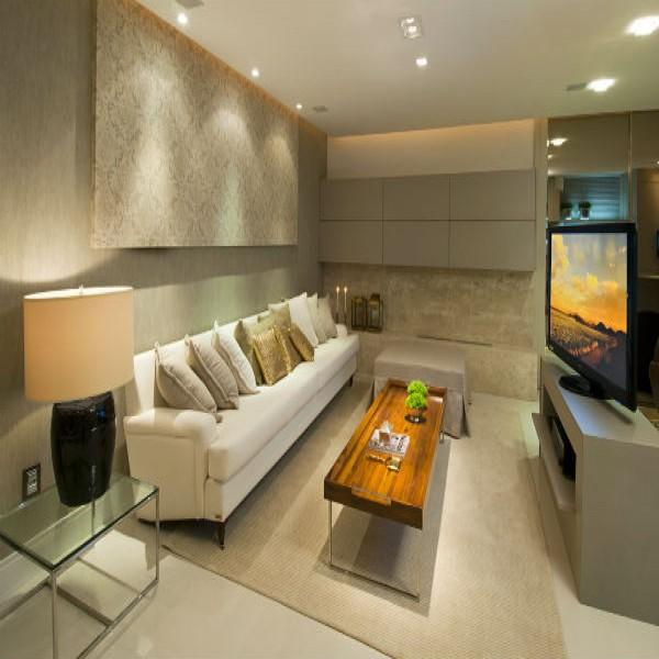 Interior De Apartamentos Modernos