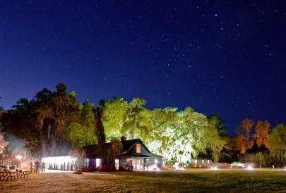 Magnolia Plantation Wedding Night Photography