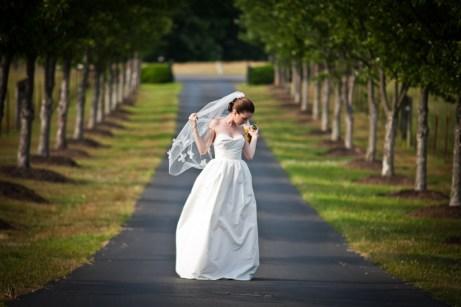 bridal portrait simpsonville