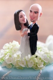 Cake Topper Charleston SC wedding photographer Diana Deaver-4