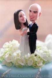 Cake Topper Charleston SC wedding photographer Diana Deaver-4