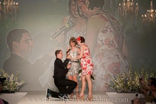 charleston fashion week surprise engagment 10
