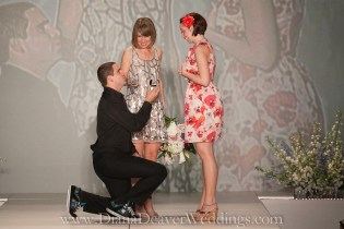 charleston fashion week surprise engagment 6