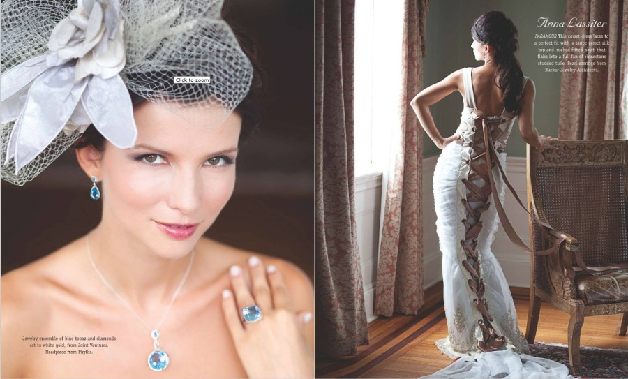 Diana Deaver Weddings in Charleston Style and Design Magazine