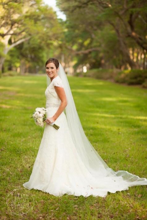 Bridal Portrait Kimbels at Wachesaw Plantation Pawley's Island Wedding Photographer (16)