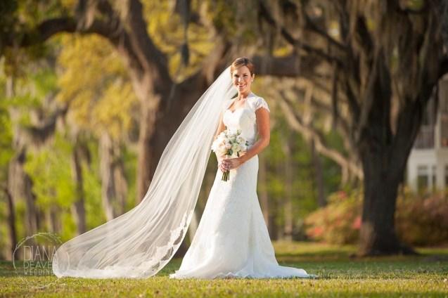 Bridal Portrait Kimbels at Wachesaw Plantation Pawley's Island Wedding Photographer (23)