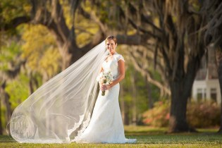 Bridal Portrait Kimbels at Wachesaw Plantation Pawley's Island Wedding Photographer (24)