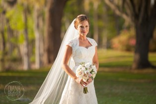 Bridal Portrait Kimbels at Wachesaw Plantation Pawley's Island Wedding Photographer (25)