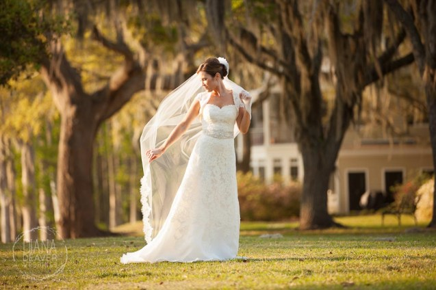 Bridal Portrait Kimbels at Wachesaw Plantation Pawley's Island Wedding Photographer (34)