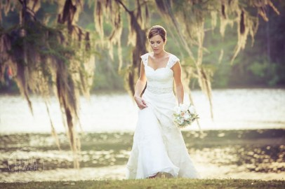 Bridal Portrait Kimbels at Wachesaw Plantation Pawley's Island Wedding Photographer (90)
