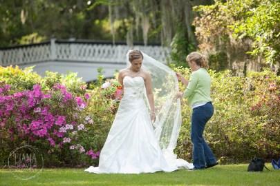 Bridal Portrait Magnolia Plantation Charleston Wedding photographer (1)
