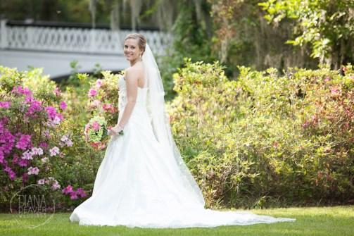 Bridal Portrait Magnolia Plantation Charleston Wedding photographer (10)