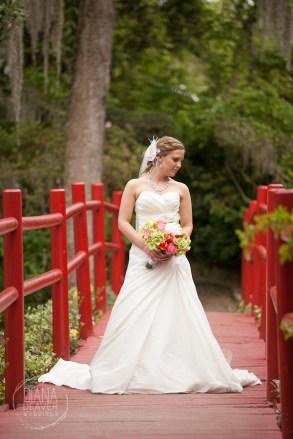 Bridal Portrait Magnolia Plantation Charleston Wedding photographer (101)