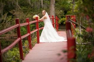 Bridal Portrait Magnolia Plantation Charleston Wedding photographer (107)