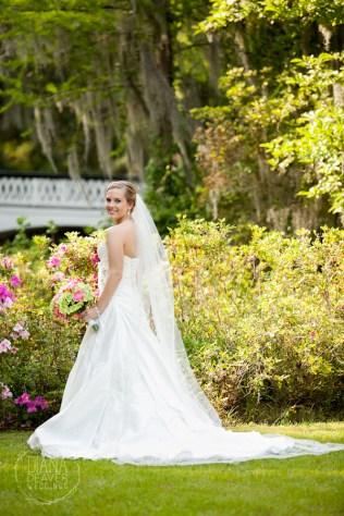Bridal Portrait Magnolia Plantation Charleston Wedding photographer (14)