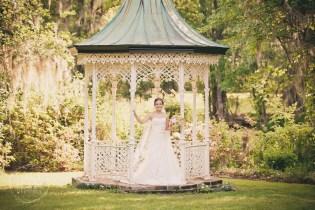 Bridal Portrait Magnolia Plantation Charleston Wedding photographer (16)