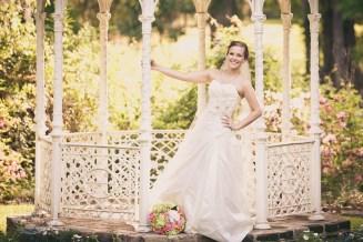 Bridal Portrait Magnolia Plantation Charleston Wedding photographer (19)
