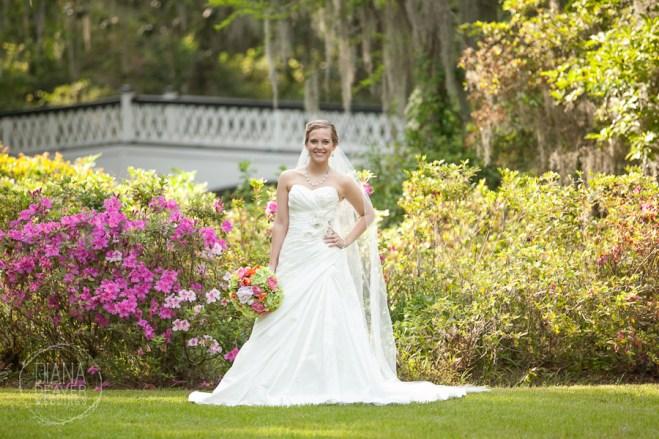 Bridal Portrait Magnolia Plantation Charleston Wedding photographer (3)