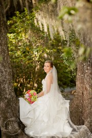 Bridal Portrait Magnolia Plantation Charleston Wedding photographer (34)