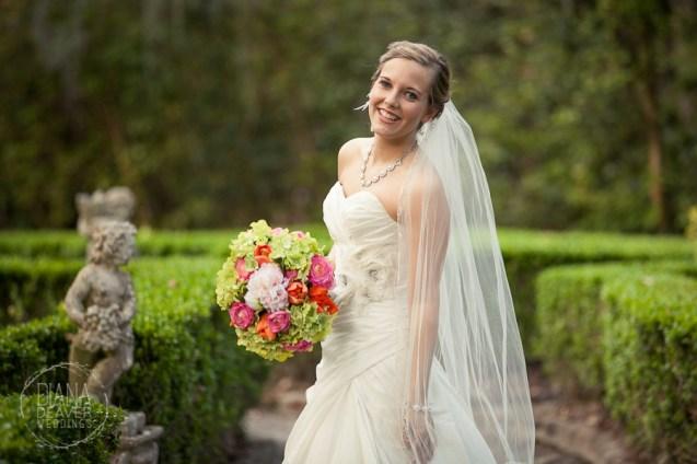 Bridal Portrait Magnolia Plantation Charleston Wedding photographer (42)
