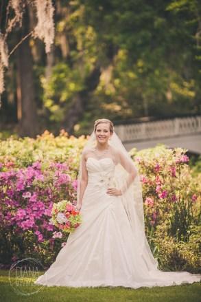 Bridal Portrait Magnolia Plantation Charleston Wedding photographer (5)