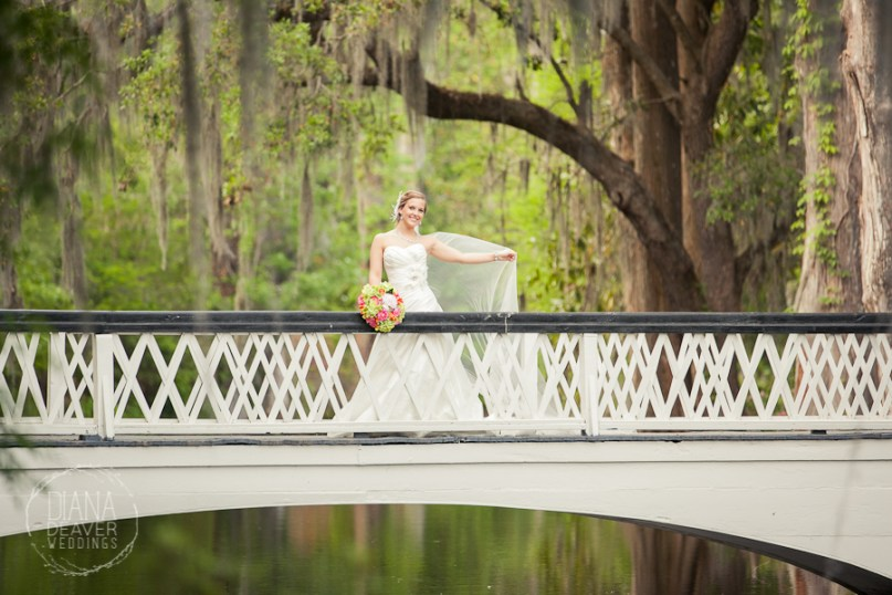 Bridal Portrait Magnolia Plantation Charleston Wedding photographer (60)