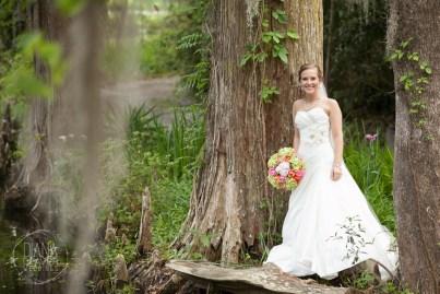 Bridal Portrait Magnolia Plantation Charleston Wedding photographer (64)
