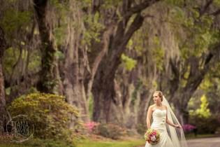 Bridal Portrait Magnolia Plantation Charleston Wedding photographer (72)