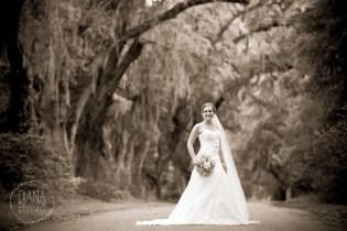 Bridal Portrait Magnolia Plantation Charleston Wedding photographer (73)