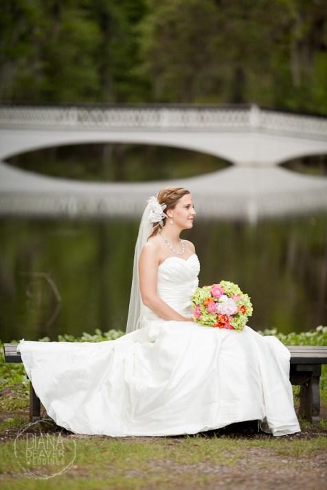 Bridal Portrait Magnolia Plantation Charleston Wedding photographer (95)