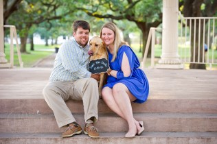 Charleston Battery Engagement Session with Pet Dog by Diana Deaver (14)