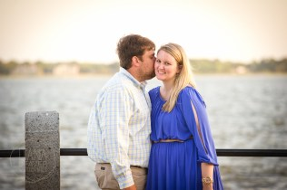 Charleston Battery Engagement Session with Pet Dog by Diana Deaver (19)