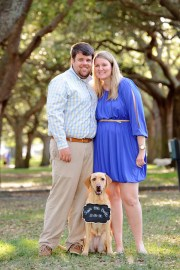 Charleston Battery Engagement Session with Pet Dog by Diana Deaver (2)