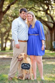 Charleston Battery Engagement Session with Pet Dog by Diana Deaver (3)