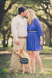 Charleston Battery Engagement Session with Pet Dog by Diana Deaver (4)