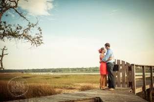 engagement session on a lowcountry dock (5)