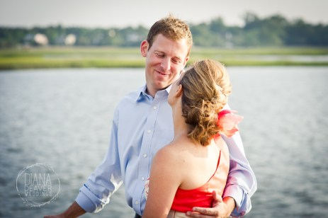 engagement session on a lowcountry dock (8)