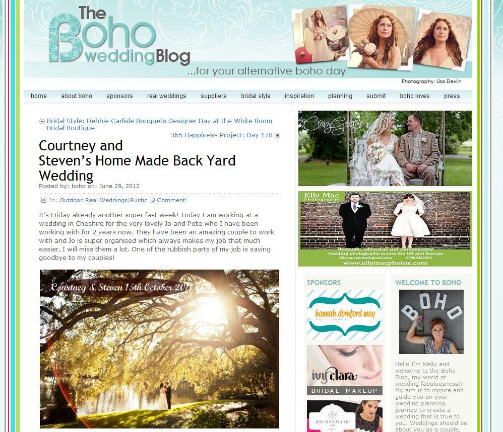Diana Deaver Wedding Photographers Boho Weddings