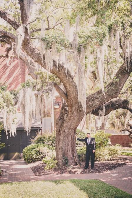Kelly and Jason's Wedding Photos Magnolia Plantation Charleston, SC-10