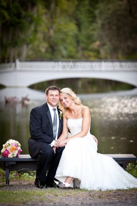 Kelly and Jason's Wedding Photos Magnolia Plantation Charleston, SC-42