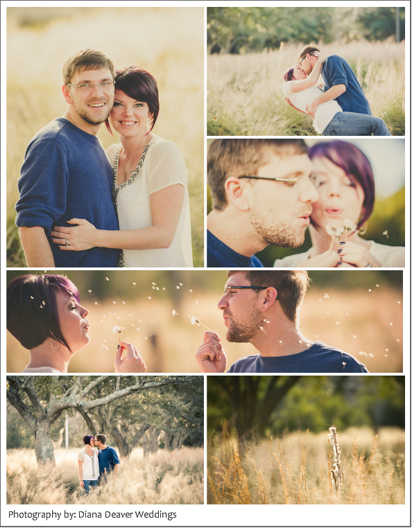 Engagement Session- make a wish