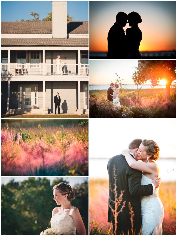 Alhambra Hall Wedding Photography Sunset