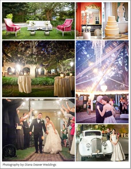 Charleston Wedding Photography at the William Aiken House