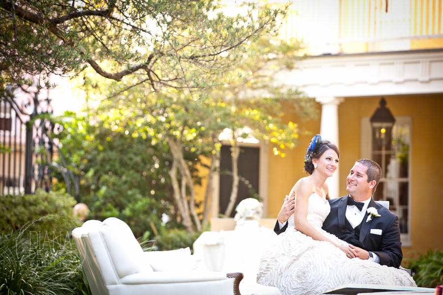 Charleston Wedding Photography at the William Aiken House