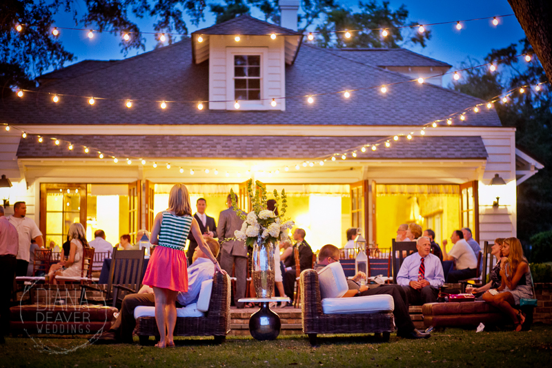 Lowndes Grove Plantation Rehearsal Dinner