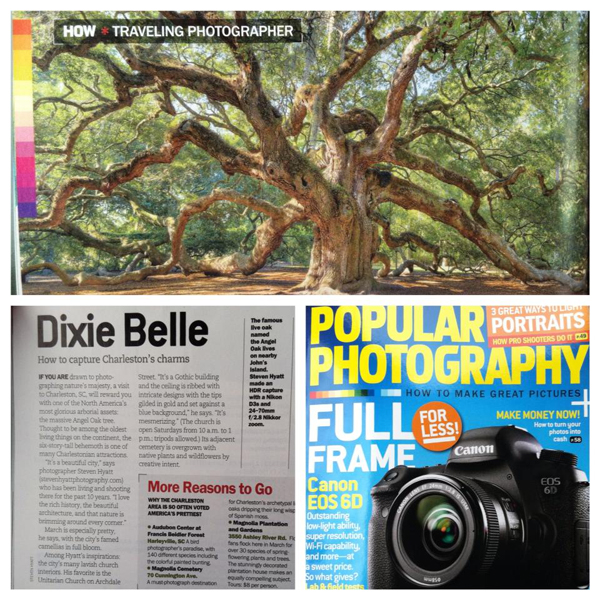 Popular Photography Magazine Feature