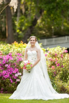 Bridal Portrait at Magnolia Plantation (2)