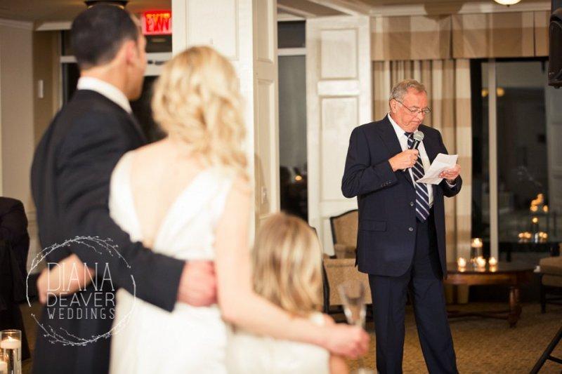 dad's speech wedding