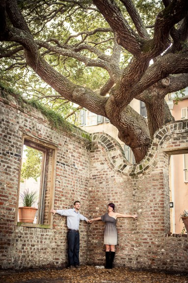 engagement session downtown charleston sc (8)