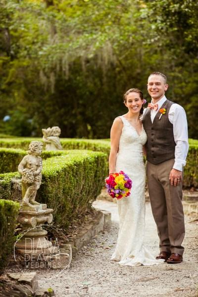 weding day portrait at magnolia plantation by charleston sc wedding photographer Diana Deaver (11)